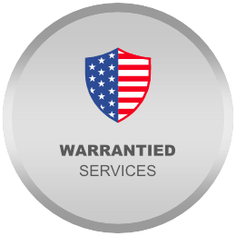 warrantied services