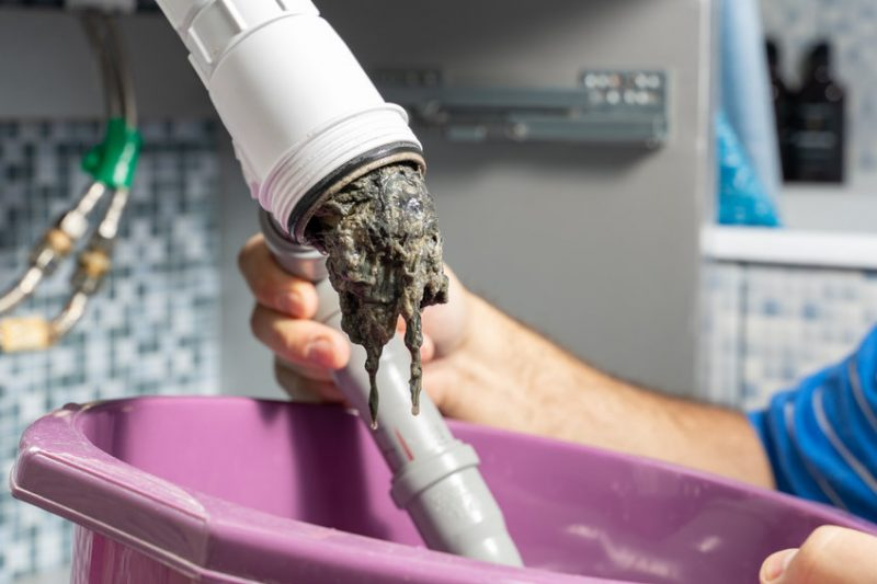 What Does a Slow Drain Indicate?